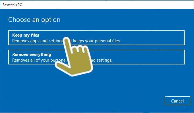 reset-windows-10-keep-my-files