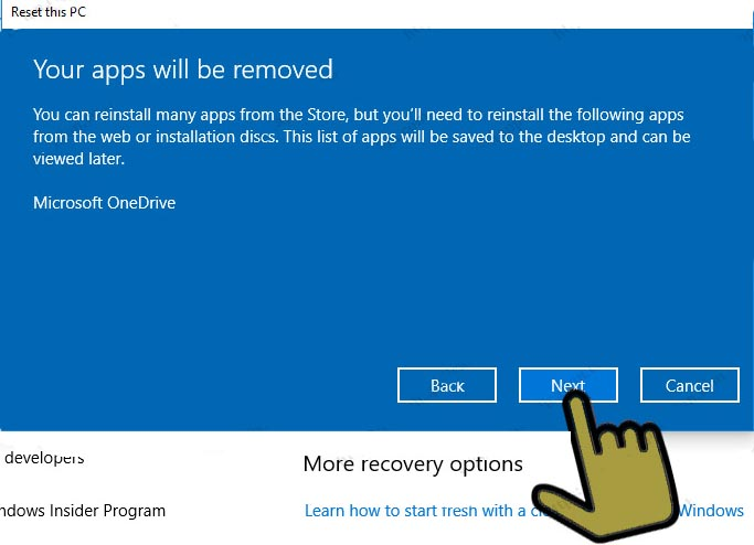 your-apps-will-be-removed-windows-10