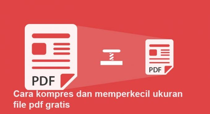 How to reduce compress pdf file size for emai