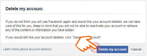 Select-Delete-my-account-facebook