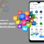 how to transfer apps to new android phone