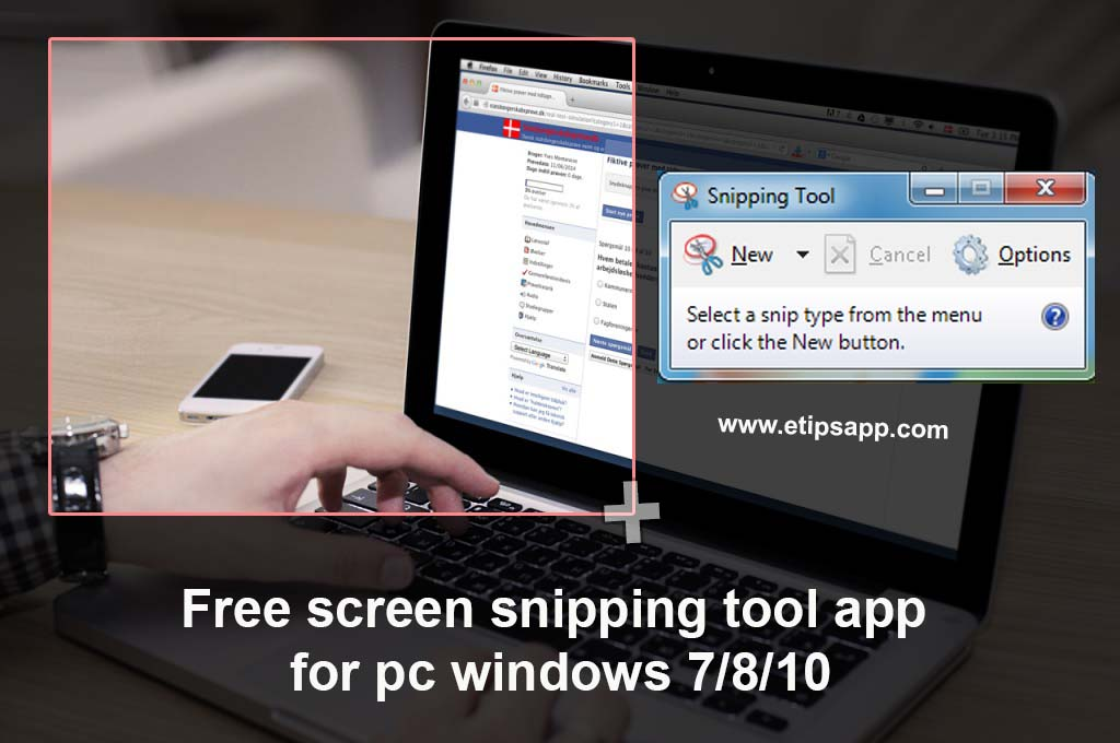 Free screen snipping tool app for pc windows 7810