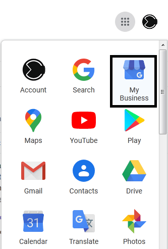 add My Business google