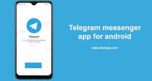 Telegram messenger app for android