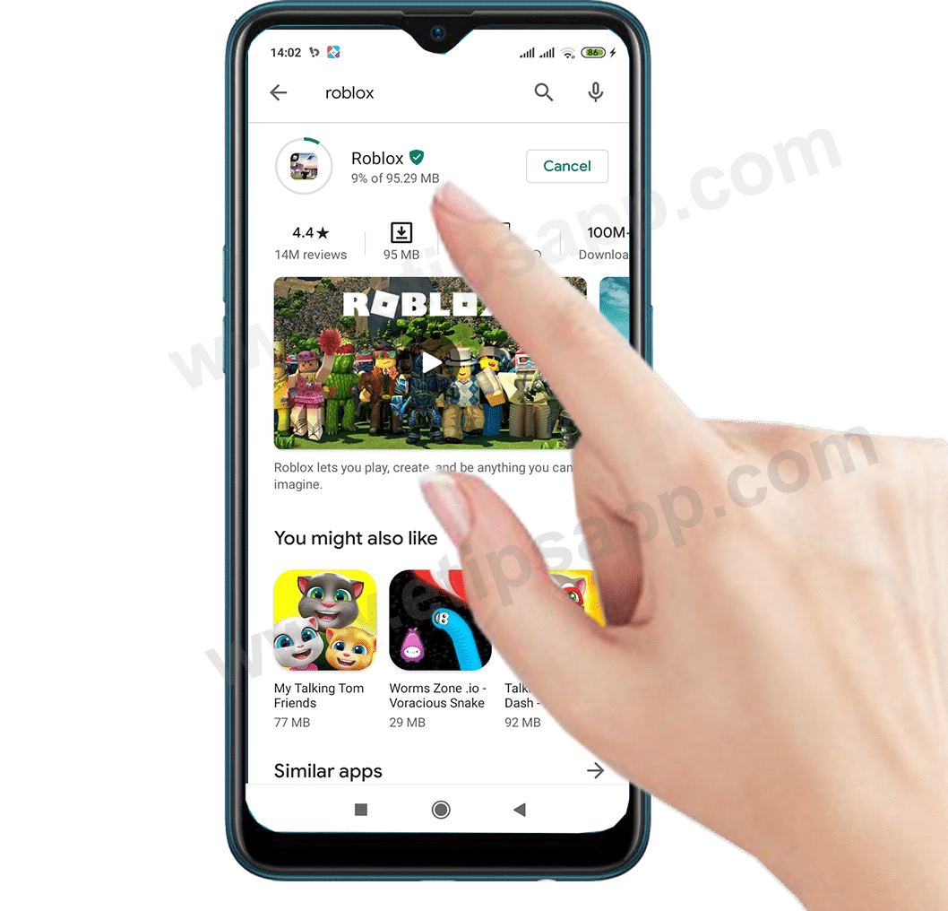 How to download Roblox on Android Phone