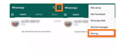 How To Change Whatsapp Number Without Changing Accounts and Losing Data