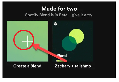 How to Use Spotify's New Feature Only You and Blend