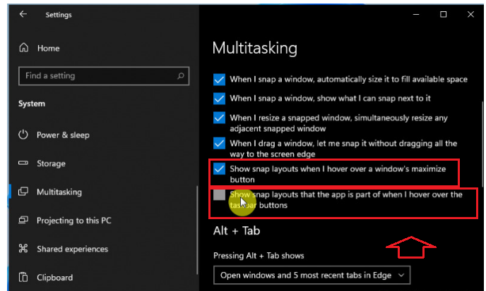 How to Turn Off the Snap Layout Feature in Windows 11