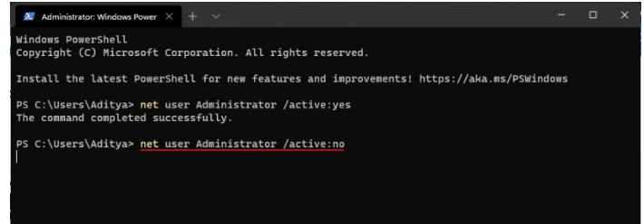 How to Enable Super Administrator on Windows 11 System