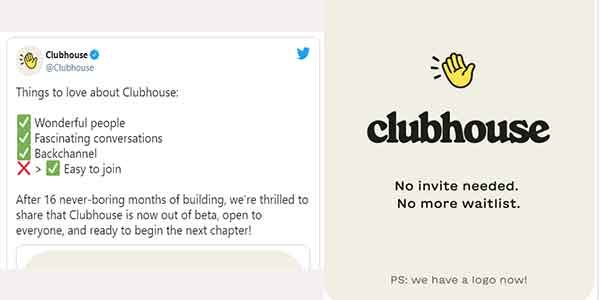 Now You Can Enter Clubhouse Without Invite Process